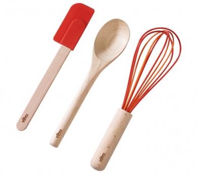 Estris de cuina reals per a nens i nenes