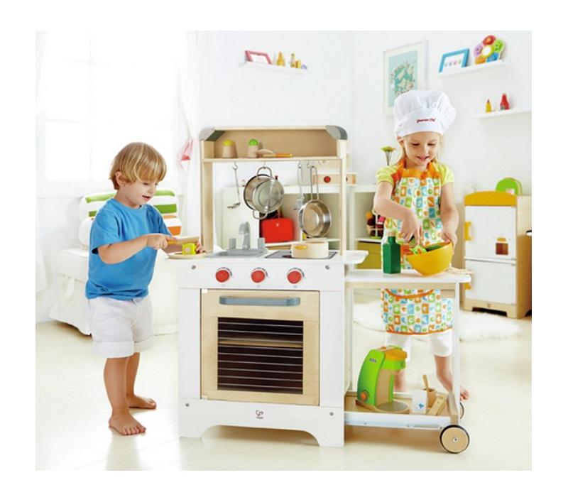 Cocina con carro - Mesa extraible cocina ...