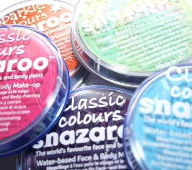 Maquillaje en crema profesional