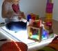 Mesa de luz de LEDS portátil A2