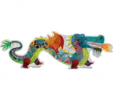 Puzle gegant drac