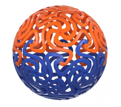 Construye la pelota Brain Ball