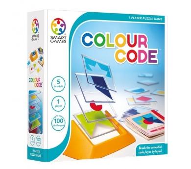 Colour code juego de lógica