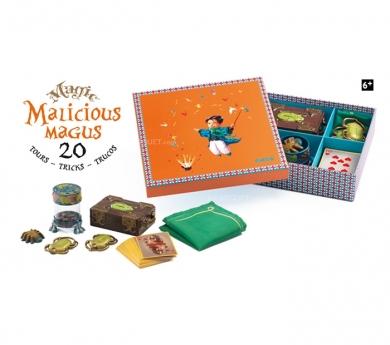 20 trucs de màgia Djeco