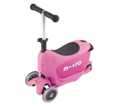 Micro Mini 2 Go Rosa