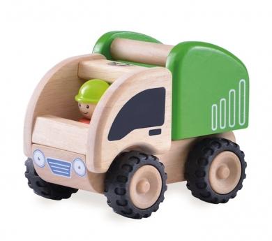 Camión de la basura de juguete