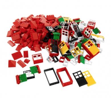 Ventanas, puertas y piezas de tejado LEGO®