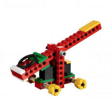 Máquinas sencillas LEGO® Education