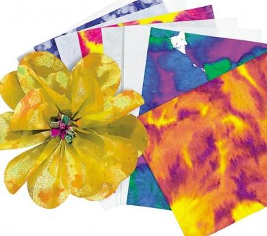 50 hojas de papel difusor