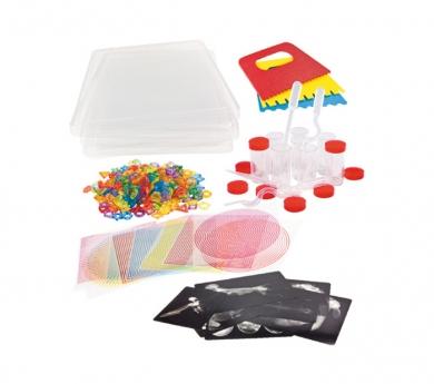 Kit de accesorios para mesas y cubo de luz
