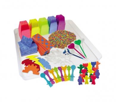 Pack de exploración sensorial