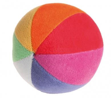 Bola de cotó orgànic amb sonall