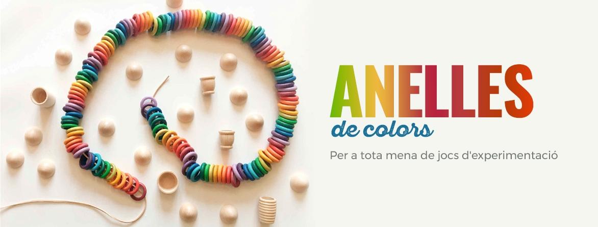 ANELLES DE COLORS