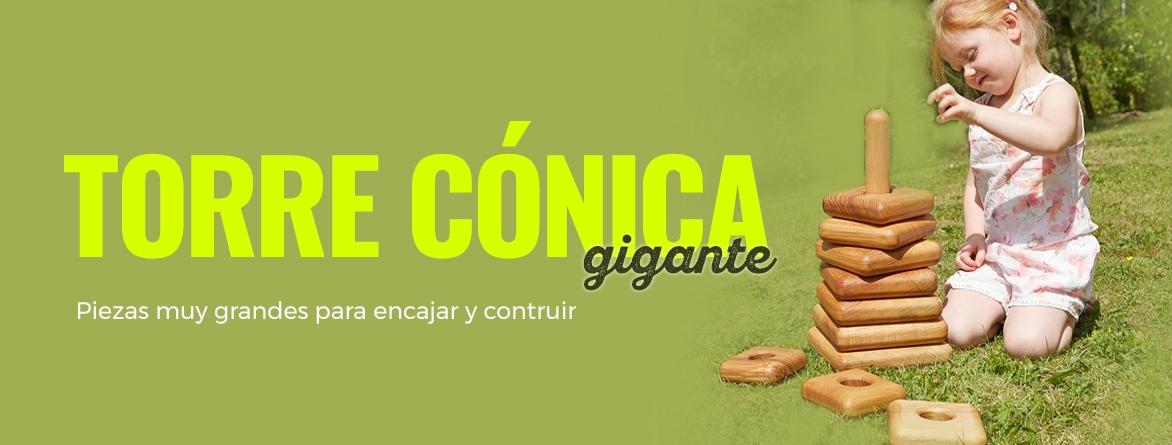 TORRE CÓNICA GIGANTE