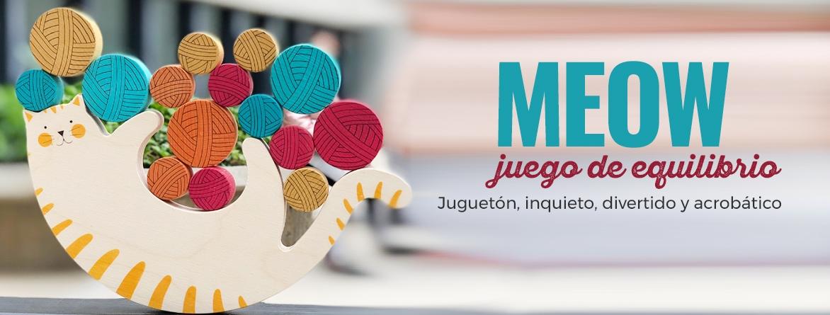 JUEGO EQUILIBRIO MEOW