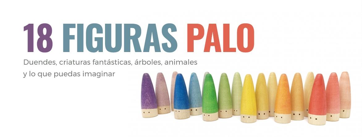 18 FIGURAS PALO