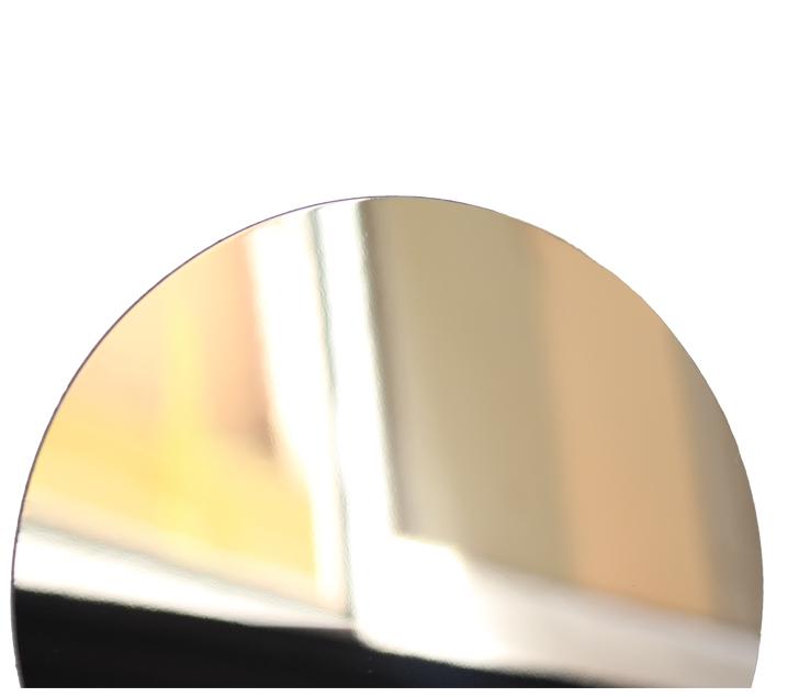 Mini espejo redondo de seguridad