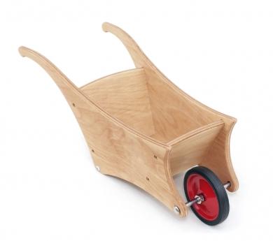 Carretó de fusta Pikler