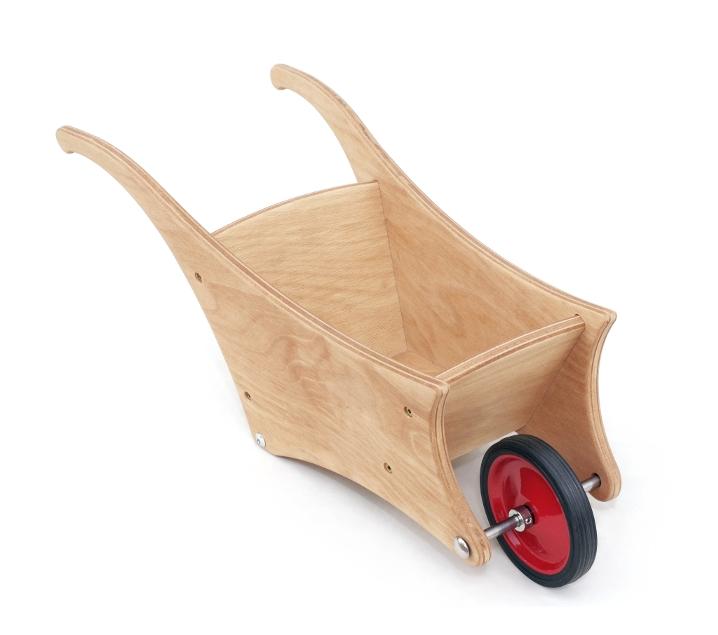 Carretilla de madera Pikler