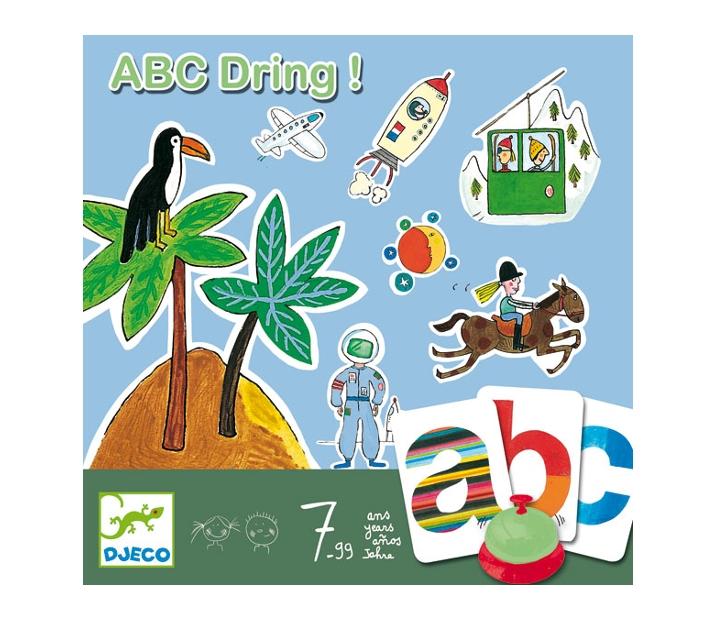Juego de lenguaje ABC dring