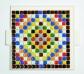 Teselas de mosaico de vidrio