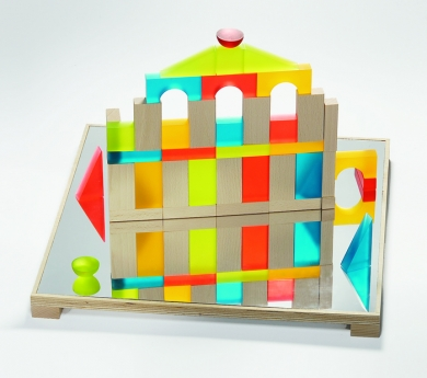 Mirall quadrat per a construccions qualitat PREMUM