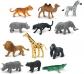 48 animals de salvatges petits