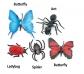 Insectos de juguete