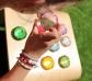 12 Peces brillants reflectants XXL