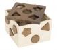 Caixa de formes per encaixar Nature