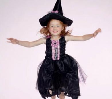 Disfressa de bruixa
