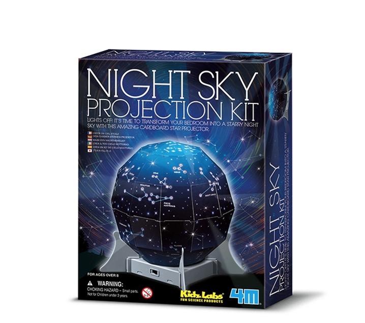 Kit per construir un projector estelar