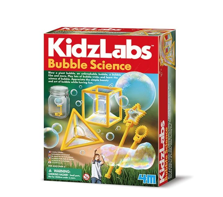 Kit d'experimentació amb bombolles