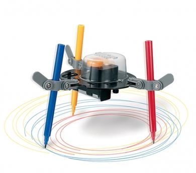 Kit robot artista 4M
