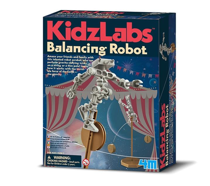 Set per fer un robot balancí