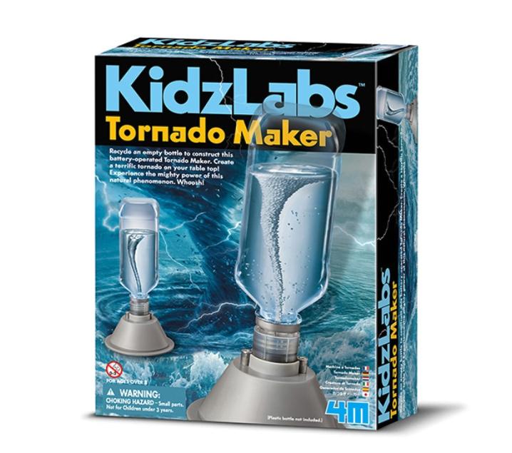 Kit para hacer un tornado