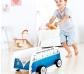 Carro passejador furgoneta VW combi