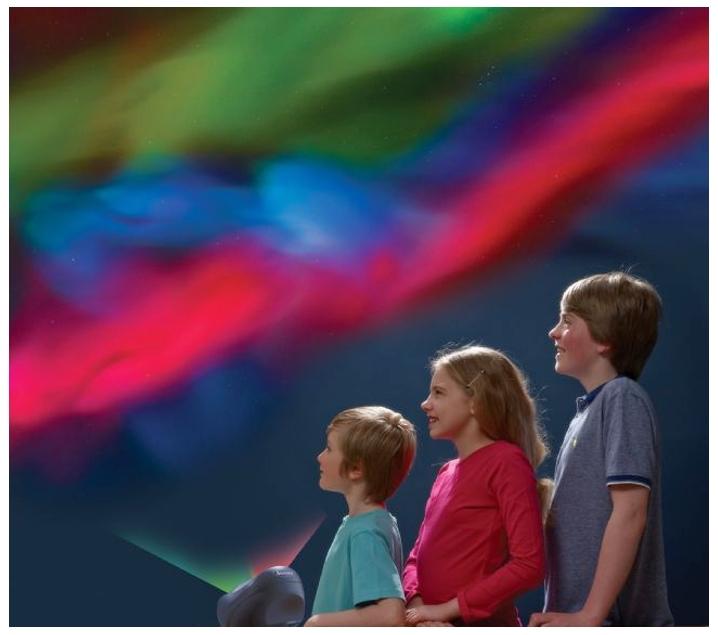 Projector Aurora Boreal