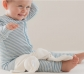 Muñeca de nudos para bebés