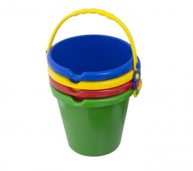 4 Cubos de plástico