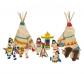 Campament d'indis
