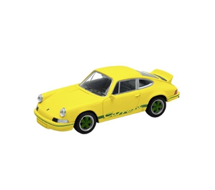 Coche a tracción metálico Porsche Carrera RS 1973