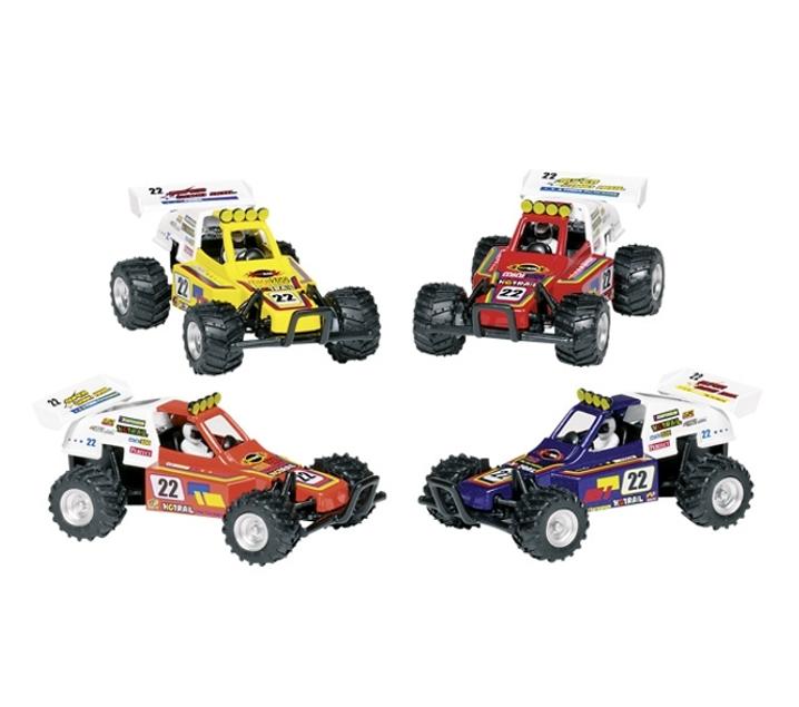 Cotxe metàl·lic de joguina Turbo Buggy