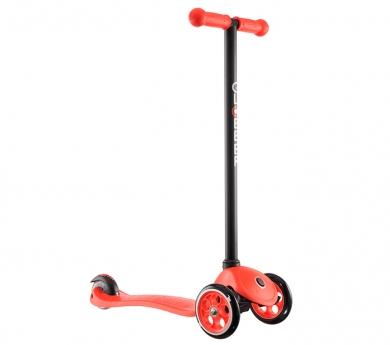 Patinete de 3 ruedas Globber rojo