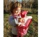 Mochila porta muñecas