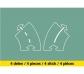 Carretera flexible extensión curvas