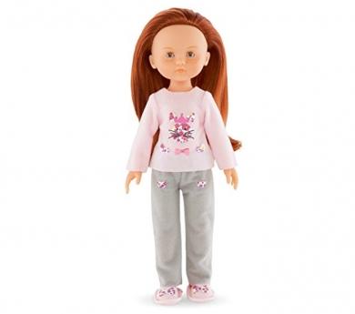 Conjunt personalitzable pijama i sabatilles per nina Chloe