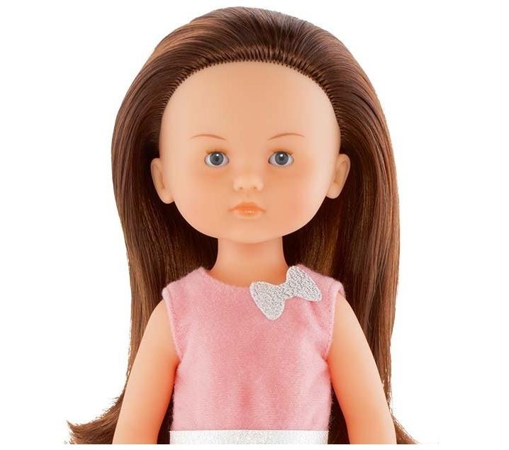 Nina amb vestit personalitzable Chloe