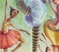 Puzzle gigante bailarina