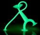 Oogi fluorescent